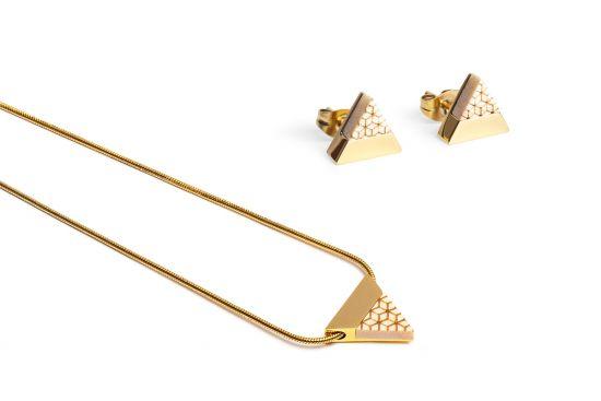 Earrings & Necklace Virie Set