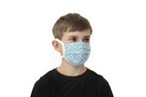 Turkoois Kindermasker