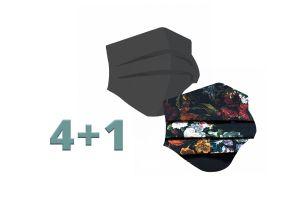 4+1 Masks